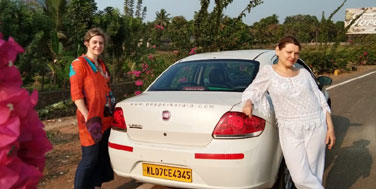 budget car rentals in kerala